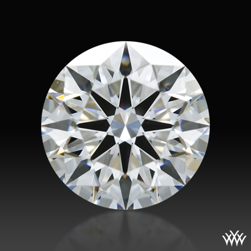 0.625 ct D VS2 A CUT ABOVE® Hearts and Arrows Super Ideal Round Cut Loose Diamond