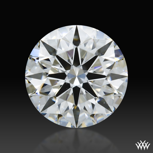 0.625 ct E VS1 A CUT ABOVE® Hearts and Arrows Super Ideal Round Cut Loose Diamond