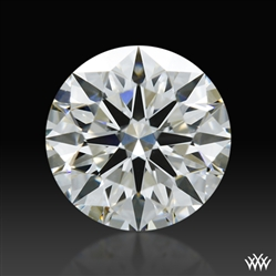 0.567 ct H SI1 Expert Selection Round Cut Loose Diamond