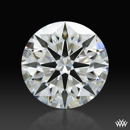 0.527 ct G VS1 A CUT ABOVE® Hearts and Arrows Super Ideal Round Cut Loose Diamond