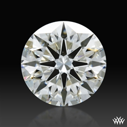 0.405 ct H VS2 A CUT ABOVE® Hearts and Arrows Super Ideal Round Cut Loose Diamond