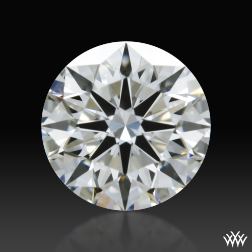 0.32 ct E VS1 A CUT ABOVE® Hearts and Arrows Super Ideal Round Cut Loose Diamond