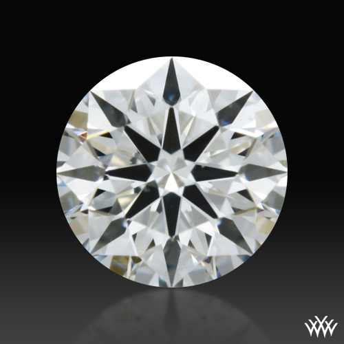 0.324 ct F VS2 A CUT ABOVE® Hearts and Arrows Super Ideal Round Cut Loose Diamond