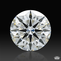 0.332 ct F VS2 A CUT ABOVE® Hearts and Arrows Super Ideal Round Cut Loose Diamond