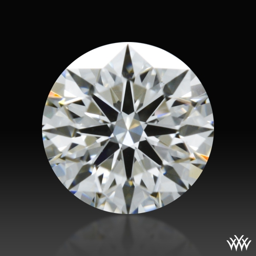 0.331 ct F VS1 A CUT ABOVE® Hearts and Arrows Super Ideal Round Cut Loose Diamond