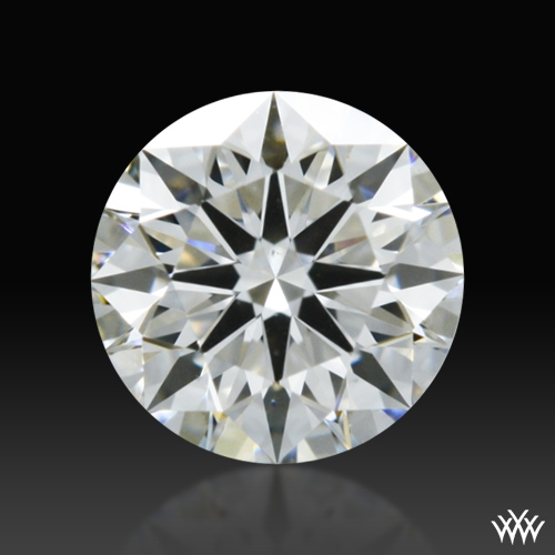 0.336 ct F VS2 A CUT ABOVE® Hearts and Arrows Super Ideal Round Cut Loose Diamond