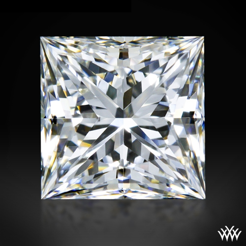1.008 ct I VS2 A CUT ABOVE® Princess Super Ideal Cut Diamond