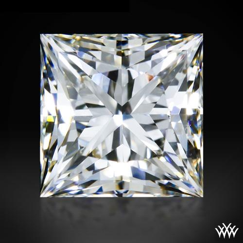 1.006 ct I VS2 A CUT ABOVE® Princess Super Ideal Cut Diamond