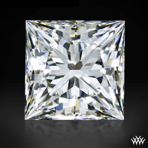 1.015 ct I VS1 A CUT ABOVE® Princess Super Ideal Cut Diamond