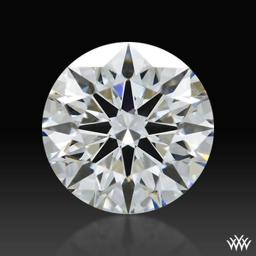 0.90 ct E VS2 A CUT ABOVE® Hearts and Arrows Super Ideal Round Cut Loose Diamond