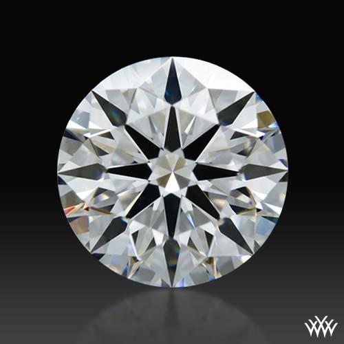 0.938 ct E VVS1 A CUT ABOVE® Hearts and Arrows Super Ideal Round Cut Loose Diamond