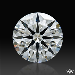 0.938 ct E VVS1 A CUT ABOVE® Hearts and Arrows Super Ideal Round Cut Loose Diamond