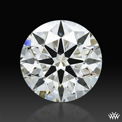 2.407 ct H VS1 A CUT ABOVE® Hearts and Arrows Super Ideal Round Cut Loose Diamond