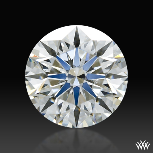 0.904 ct H SI1 Expert Selection Round Cut Loose Diamond