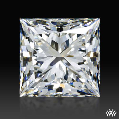 1.711 ct G IF A CUT ABOVE® Princess Super Ideal Cut Diamond