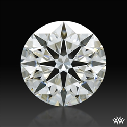 0.891 ct I VS1 A CUT ABOVE® Hearts and Arrows Super Ideal Round Cut Loose Diamond