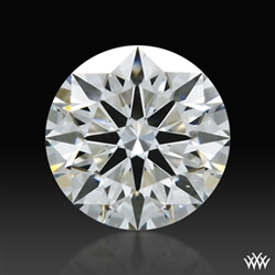 0.66 ct G VS1 A CUT ABOVE® Hearts and Arrows Super Ideal Round Cut Loose Diamond