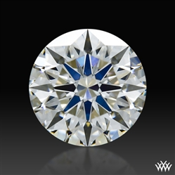 0.605 ct H VS2 Expert Selection Round Cut Loose Diamond