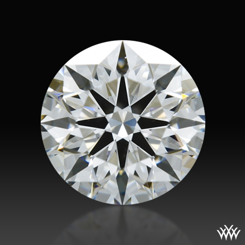 0.626 ct F VS2 A CUT ABOVE® Hearts and Arrows Super Ideal Round Cut Loose Diamond