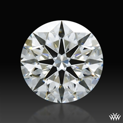 0.602 ct G VS2 A CUT ABOVE® Hearts and Arrows Super Ideal Round Cut Loose Diamond