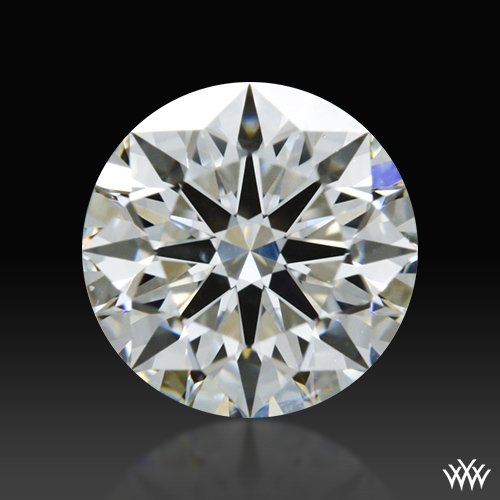 0.60 ct H VS2 A CUT ABOVE® Hearts and Arrows Super Ideal Round Cut Loose Diamond