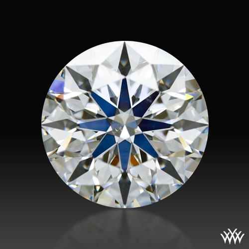 0.906 ct F SI1 Expert Selection Round Cut Loose Diamond