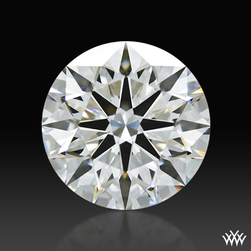 2.50 ct I VS1 A CUT ABOVE® Hearts and Arrows Super Ideal Round Cut Loose Diamond