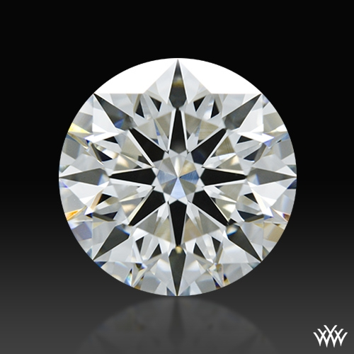 2.54 ct G VS2 A CUT ABOVE® Hearts and Arrows Super Ideal Round Cut Loose Diamond