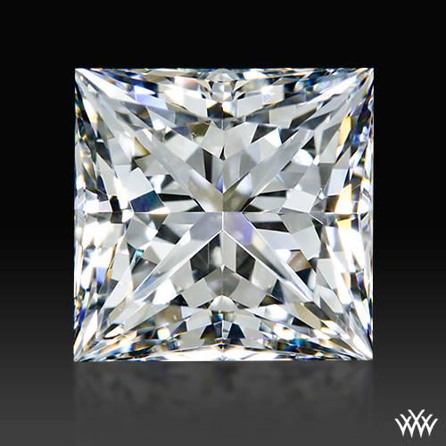 1.316 ct F VS1 A CUT ABOVE® Princess Super Ideal Cut Diamond