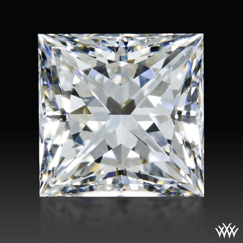1.616 ct G VS1 A CUT ABOVE® Princess Super Ideal Cut Diamond