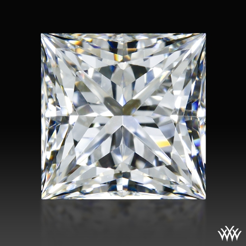 1.618 ct H VVS1 A CUT ABOVE® Princess Super Ideal Cut Diamond