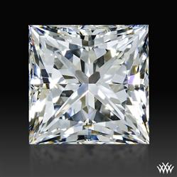 1.351 ct H VS1 A CUT ABOVE® Princess Super Ideal Cut Diamond
