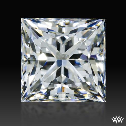 0.831 ct E VS2 A CUT ABOVE® Princess Super Ideal Cut Diamond