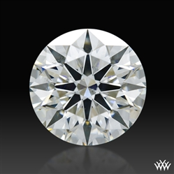 1.006 ct I SI1 A CUT ABOVE® Hearts and Arrows Super Ideal Round Cut Loose Diamond