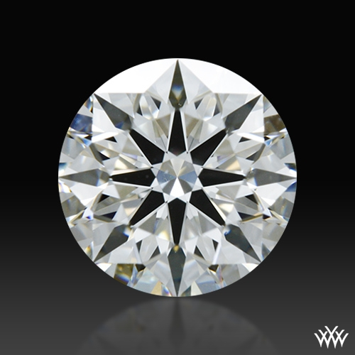 0.808 ct G VS2 A CUT ABOVE® Hearts and Arrows Super Ideal Round Cut Loose Diamond