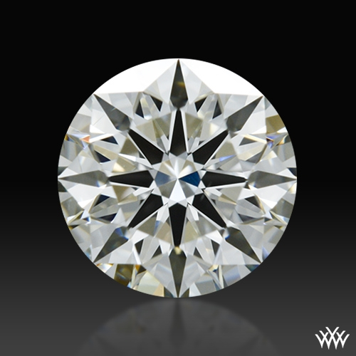 0.738 ct I VS2 A CUT ABOVE® Hearts and Arrows Super Ideal Round Cut Loose Diamond