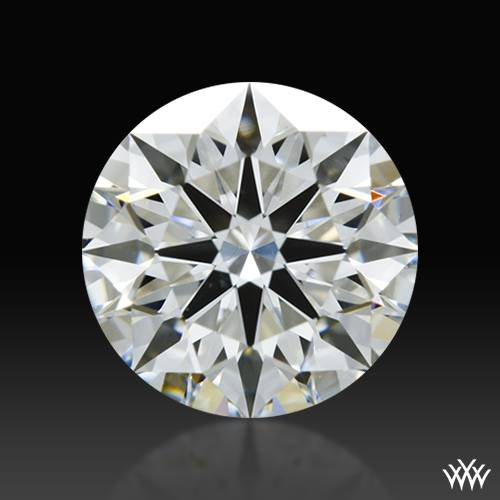 0.825 ct G VS2 A CUT ABOVE® Hearts and Arrows Super Ideal Round Cut Loose Diamond