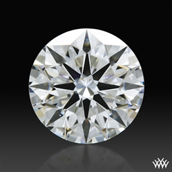 0.504 ct G VS1 A CUT ABOVE® Hearts and Arrows Super Ideal Round Cut Loose Diamond