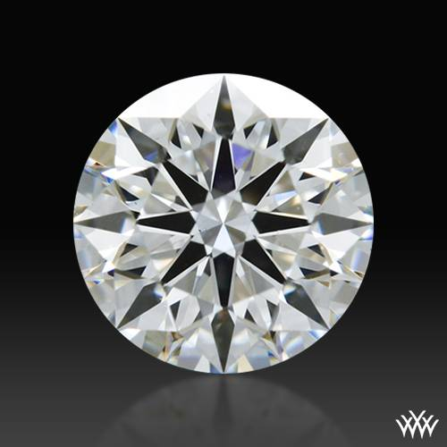 0.514 ct G VS1 A CUT ABOVE® Hearts and Arrows Super Ideal Round Cut Loose Diamond