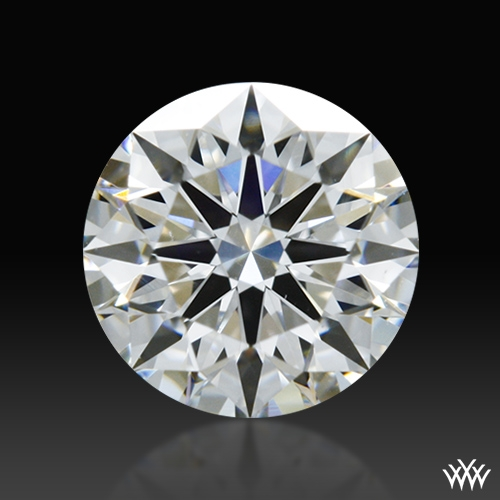 0.53 ct G VS1 A CUT ABOVE® Hearts and Arrows Super Ideal Round Cut Loose Diamond