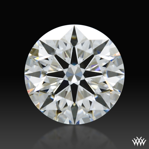 0.551 ct G VS1 A CUT ABOVE® Hearts and Arrows Super Ideal Round Cut Loose Diamond