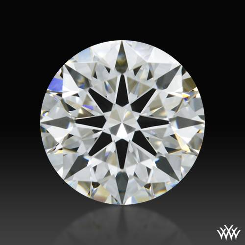 0.628 ct F VS1 A CUT ABOVE® Hearts and Arrows Super Ideal Round Cut Loose Diamond