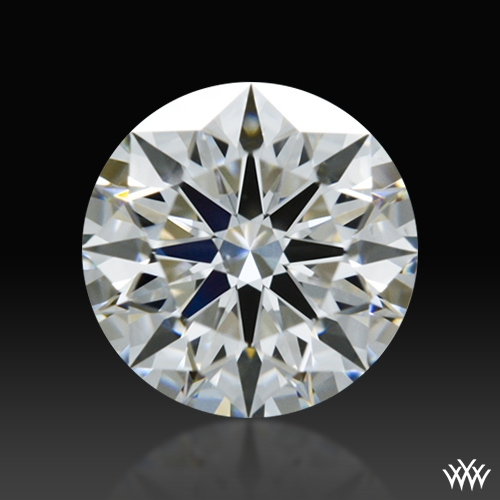 0.508 ct G VS2 A CUT ABOVE® Hearts and Arrows Super Ideal Round Cut Loose Diamond