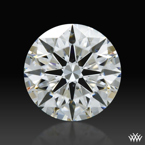 0.575 ct F VS2 A CUT ABOVE® Hearts and Arrows Super Ideal Round Cut Loose Diamond