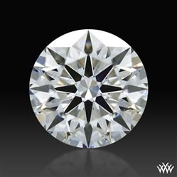 0.516 ct E SI1 A CUT ABOVE® Hearts and Arrows Super Ideal Round Cut Loose Diamond