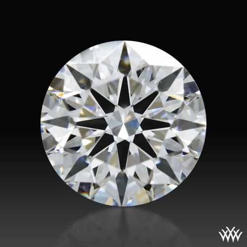 0.532 ct E VS2 A CUT ABOVE® Hearts and Arrows Super Ideal Round Cut Loose Diamond