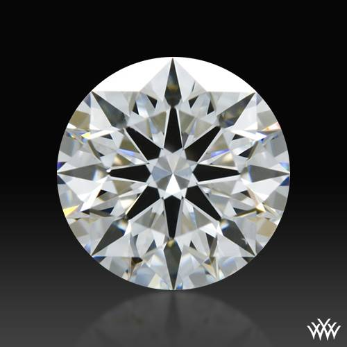 0.553 ct F VS2 A CUT ABOVE® Hearts and Arrows Super Ideal Round Cut Loose Diamond