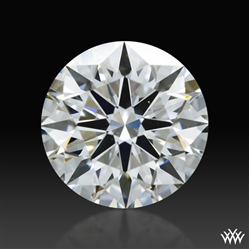 0.625 ct F VS1 A CUT ABOVE® Hearts and Arrows Super Ideal Round Cut Loose Diamond