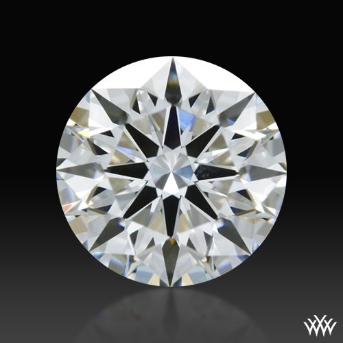 0.50 ct E VS2 A CUT ABOVE® Hearts and Arrows Super Ideal Round Cut Loose Diamond