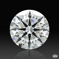 0.534 ct F VS2 A CUT ABOVE® Hearts and Arrows Super Ideal Round Cut Loose Diamond